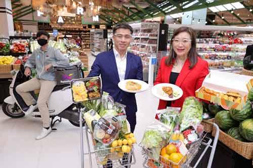 เดอะมอลล์ กรุ๊ป จับมือ โรบินฮู้ด ช่วยเหลือเกษตรกรไทย ฝ่าวิกฤตโควิด-19 ผ่านฟู้ดเดลิเวอรี่สัญชาติไทย เพื่อคนไทย