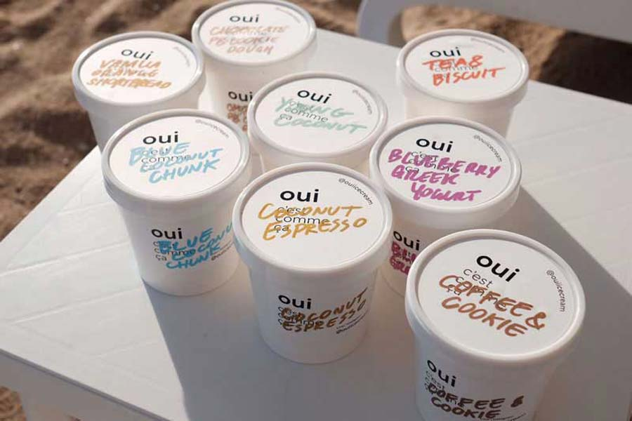 OUI Ice Cream